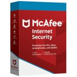 McAfee Internet Security 1 PC 1 jaar
