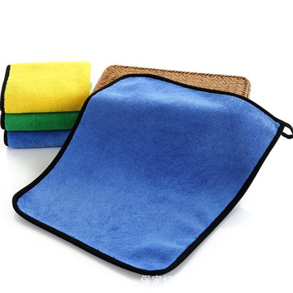 Super absorberende microvezeldoek - Kleur blauw