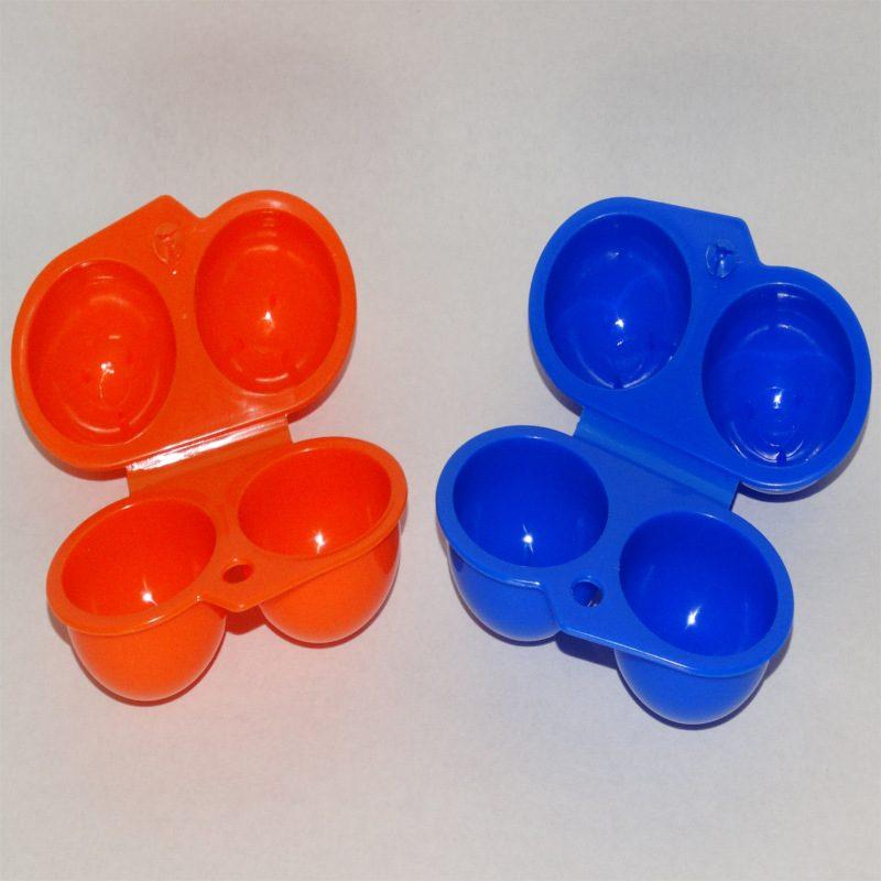 Bewaardoos twee eieren - beschikbare kleuren